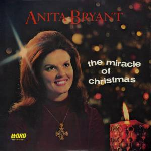 Cover - Anita Bryant: Miracle Of Christmas, The