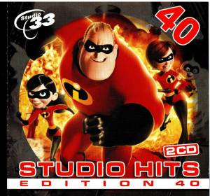 Cover - Sunset Strippers: Studio 33 - Studio Hits 40