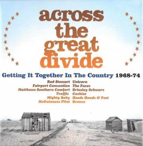Cover - Idle Race, The: Across The Great Divide - Getting It Together In The Country 1968-74