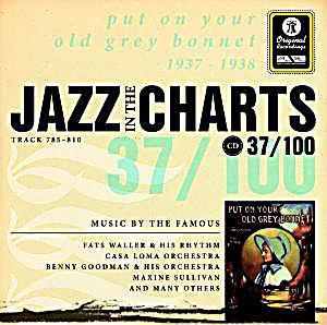 Jazz In The Charts 37/100 - Cover