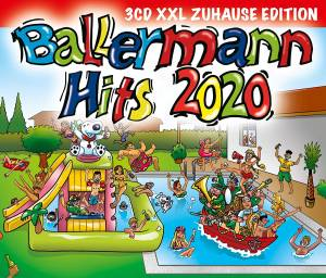 Cover - Darius & Finlay: Ballermann Hits 2020