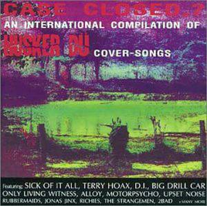 Cover - Mink Stole: Case Closed,? - An International Compilation Of Hüsker Dü Cover-Songs