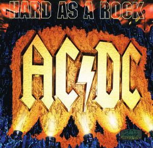 AC/DC: Hard As A Rock - Cover