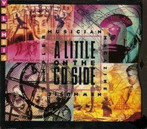 Musician Magazine New Music Sampler: A Little On The CD Side Volume 14 - Cover