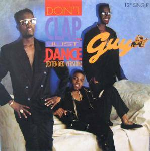 Cover - Guy: Don't Clap ...Just Dance