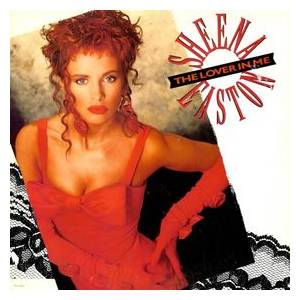 Sheena Easton: Lover In Me, The - Cover