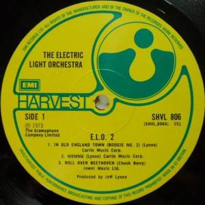 Electric Light Orchestra: ELO II (LP) - Bild 5