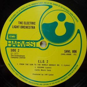 Electric Light Orchestra: ELO II (LP) - Bild 6