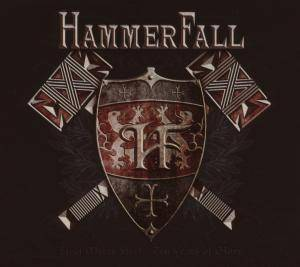 HammerFall: Steel Meets Steel - Ten Years Of Glory (2-CD) - Bild 1