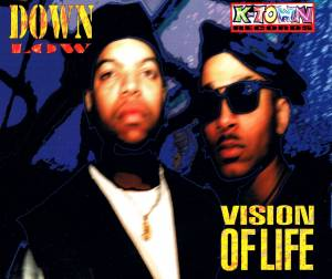 Down Low: Vision Of Life - Cover