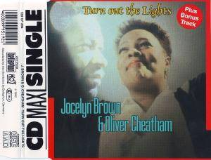Cover - Jocelyn Brown: Turn Out The Lights