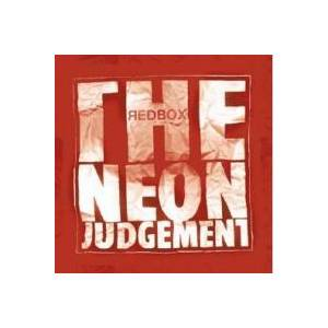The Neon Judgement: Redbox - Cover