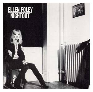 Ellen Foley: Nightout - Cover