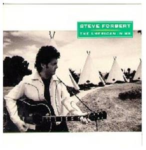 Cover - Steve Forbert: American In Me, The