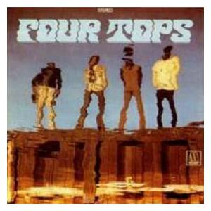 Cover - Four Tops: Still Waters Run Deep