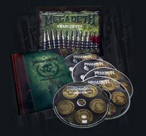 Megadeth: Warchest (4-CD + DVD) - Bild 2