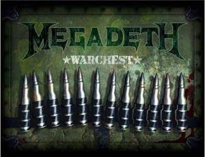 Megadeth: Warchest (4-CD + DVD) - Bild 1