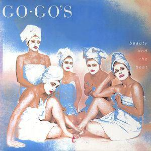 Go-Go's: Beauty And The Beat - Cover