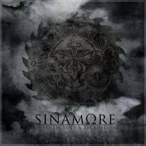 Cover - Sinamore: Seven Sins A Second