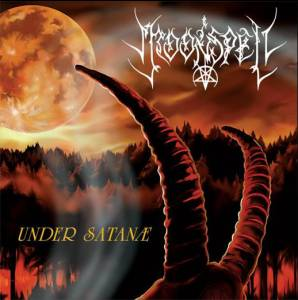 Moonspell: Under Satanæ - Cover