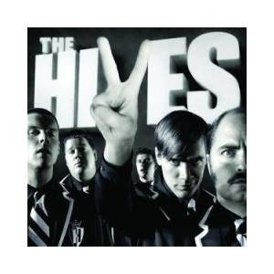 The Hives: Black And White Album, The - Cover