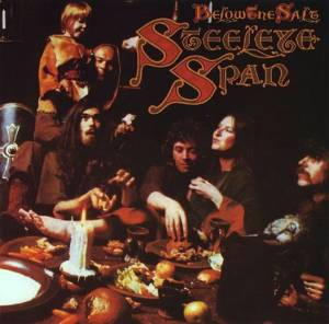 Cover - Steeleye Span: Below The Salt