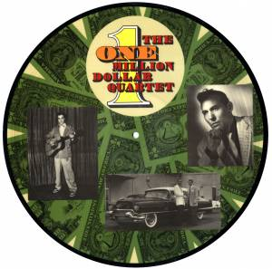 Cover - Million Dollar Quartet, The: One Million Dollar Quartet - Complete Sessions, The