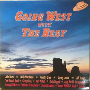 Cover - Country Ramblers: Going West With The Best