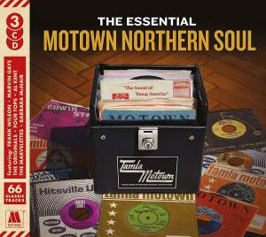 Cover - Shorty Long: Essential Motown Northern Soul, The