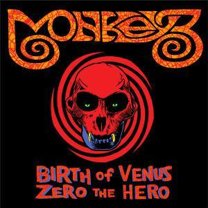 Monkey3: Birth Of Venus / Zero The Hero - Cover
