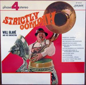 Cover - Will Glahé & Sein Orchester: Strictly Oompah