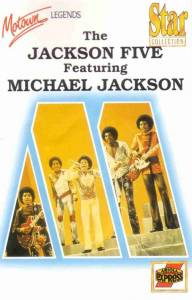 Cover - Michael Jackson & The Jackson Five: Motown Legends