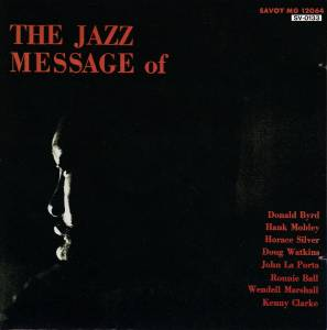 Cover - Hank Mobley: Jazz Message Of Hank Mobley, The