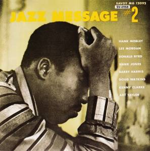 Cover - Hank Mobley: Jazz Message #2 (The Jazz Message Of Hank Mobley Vol. 2)