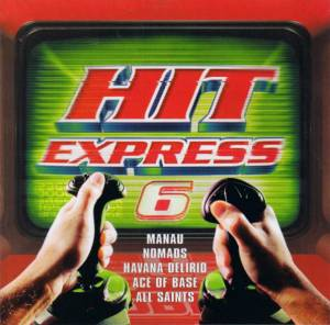 Cover - Nomads: Hit Express 6