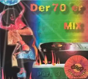 Cover - DJ Deep: Deep - Der 70'er Mix Part 3