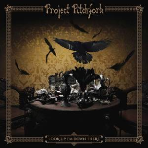 Project Pitchfork: Look Up, I'm Down There (2-LP + 2-CD) - Bild 1