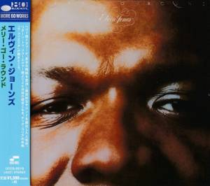 Cover - Elvin Jones: Merry-Go-Round