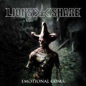 Lions Share: Emotional Coma - Cover