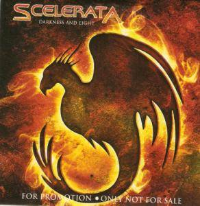 Scelerata: Darkness And Light - Cover