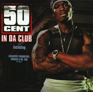 50 Cent: In Da Club - Cover