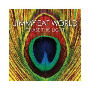 Jimmy Eat World: Chase This Light - Cover