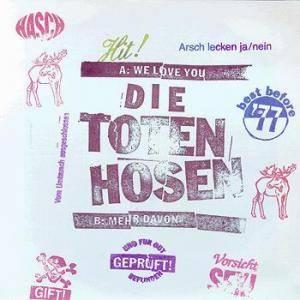 """Die Toten Hosen: Mehr Davon (7"""") - Bild 1"""