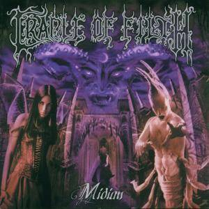 Cradle Of Filth: Midian (CD) - Bild 1