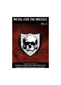 Metal For The Masses Vol. 2 - Cover