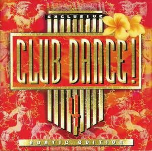 Cover - Kay Cee: Club Dance! 4 - Goatic Edition