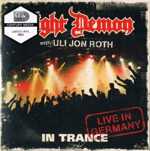 Cover - Night Demon: In Trance