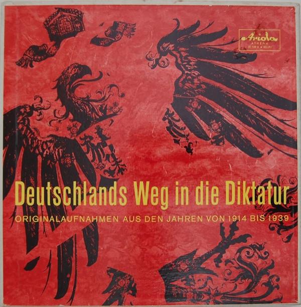 Deutschland Diktatur