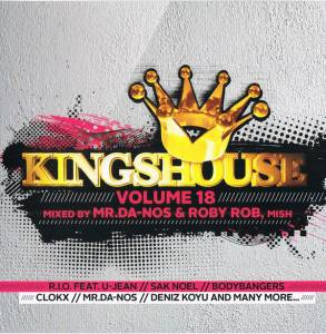 Cover - Sak Noel: Kingshouse Volume 18