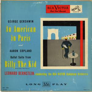 Cover - Aaron Copland: American In Paris And Ballet Suite From Billy The Kid, An